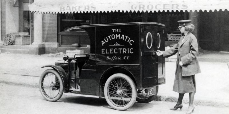 historia motor electrico