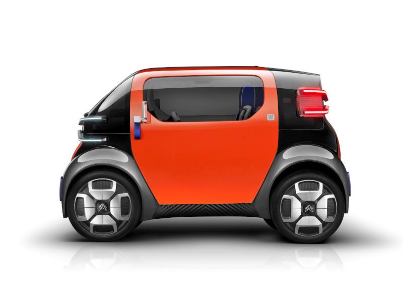 ami one prototipo electrico