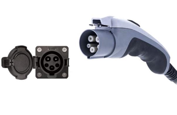 Conector Tipo 4 o CHAdeMO