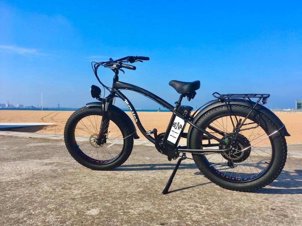 fat bikes electricas