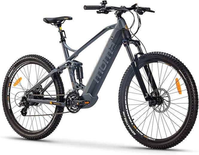 moma e-mtb full suspension