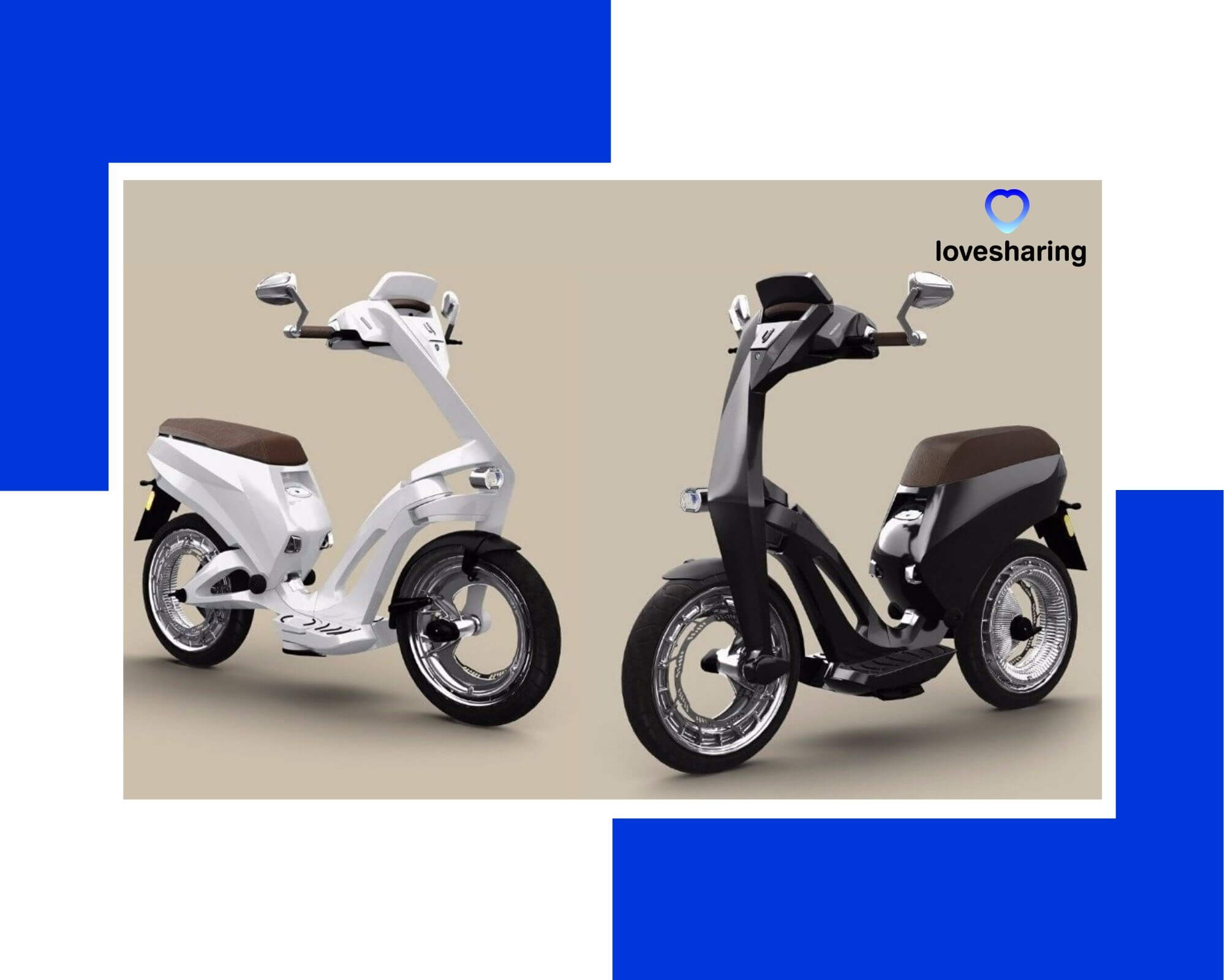 motos electricas plegables
