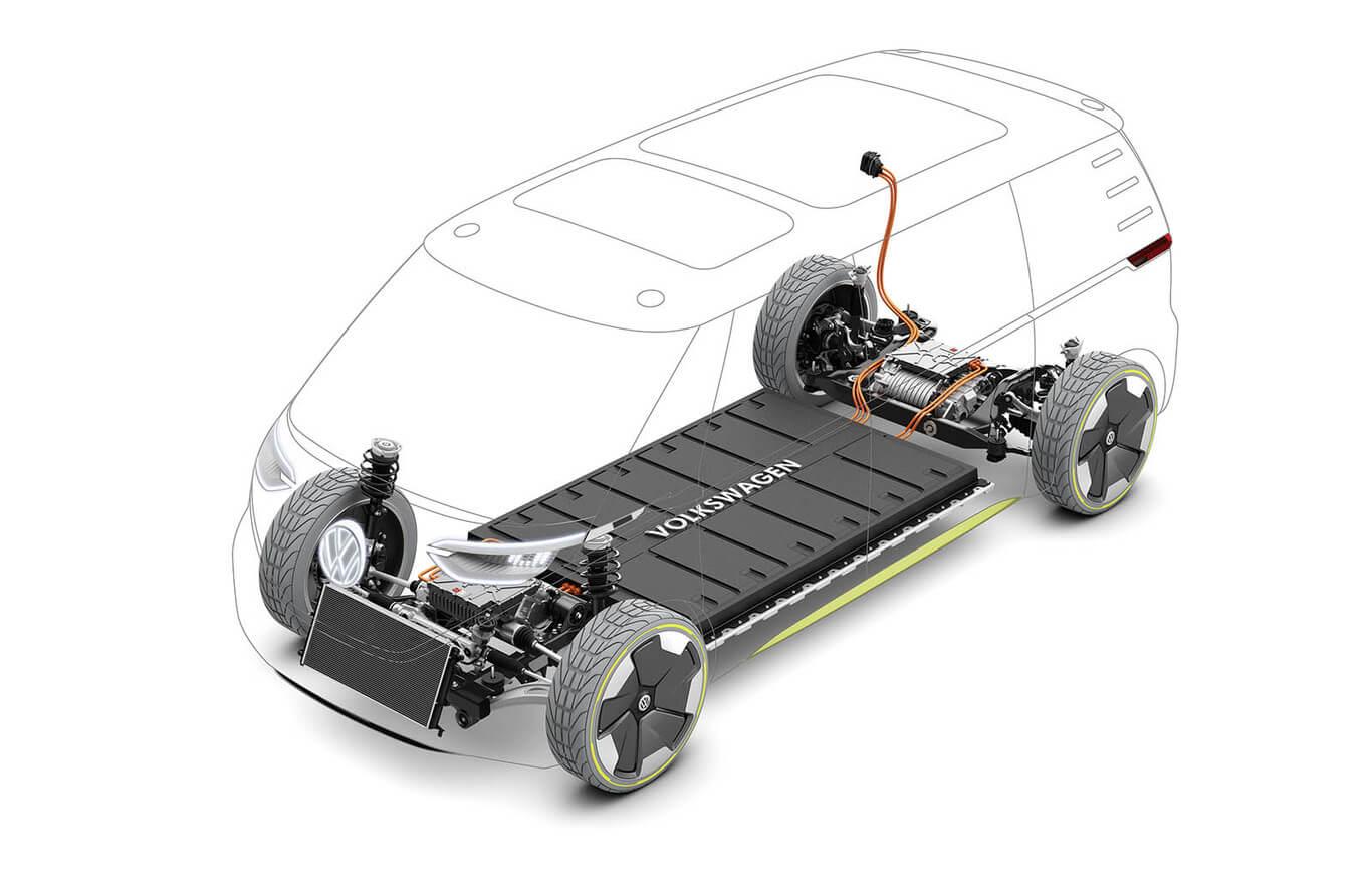puntos de recarga automoviles electricos