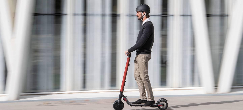 reglamentacion patinetes electricos
