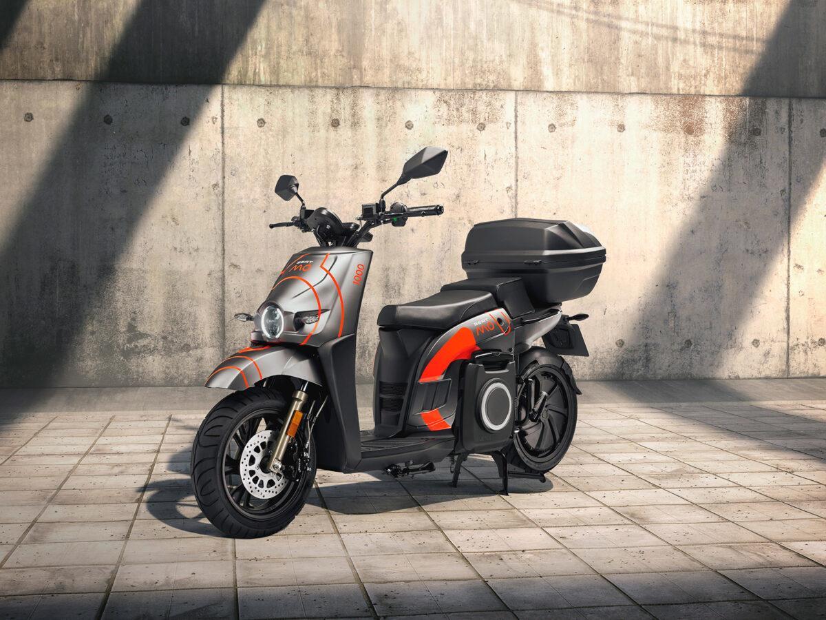 SEAT moto electrica