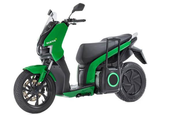 ciclomotores electricos silence