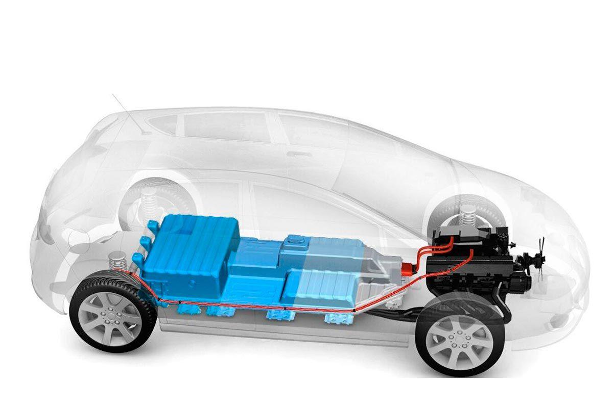 Cuál es la vida útil de una batería de coche eléctrico
