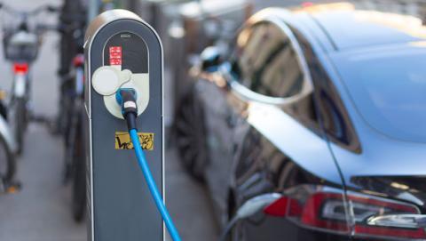 precio carga coche electrico