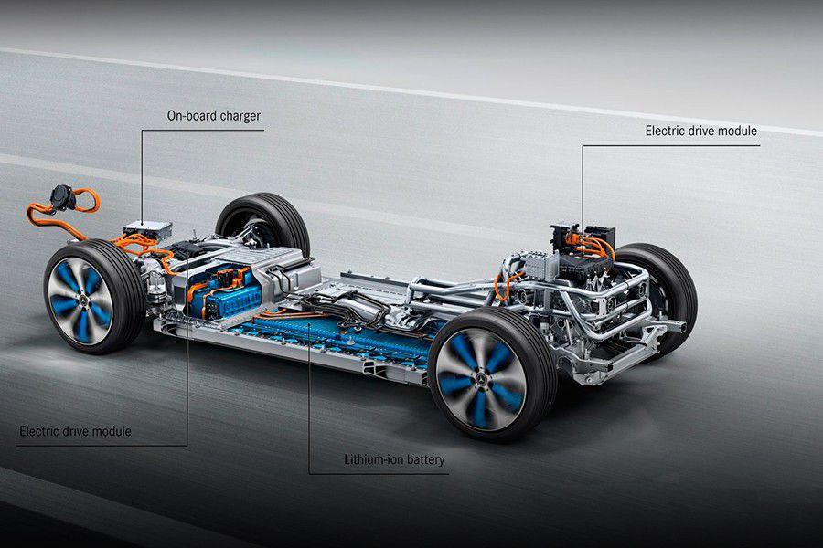 funcionamiento motor electrico coche